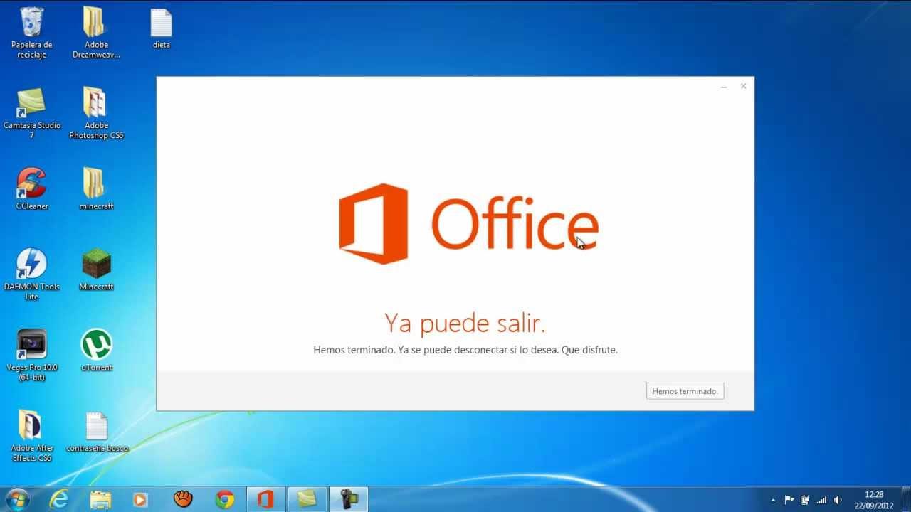 descargar microsoft office gratis en espanol para windows 10 64 bits