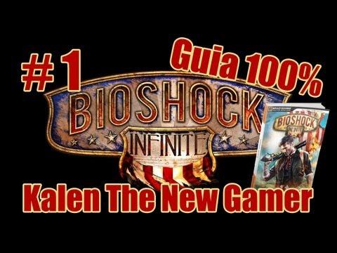 Bioshock Infinite / Guia 100% / Parte 1 / Un dia en la Feria