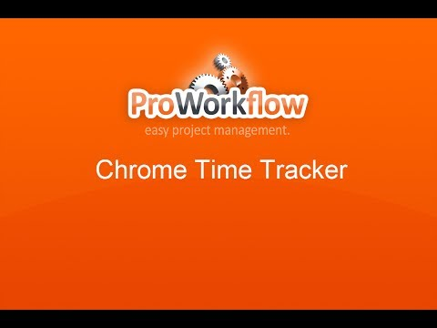 Chrome Time Tracker
