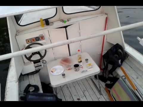 Саратовцы готовы покупать лодку - YouTube