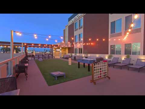 SpringHill Suites By Marriott Huntington Beach/Orange County
