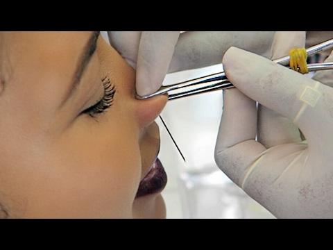 I PIERCED MY NOSE! ||Vlog 4