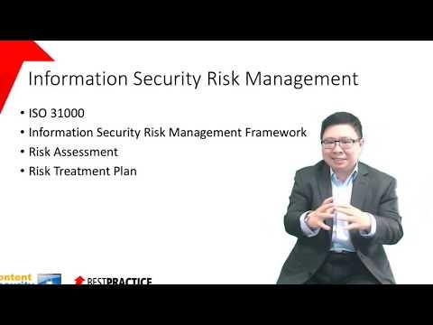 Information Security Risk Management Framework, what is it? Information Security Tutorial