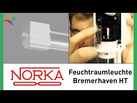 Feuchtraumleuchte NORKA Bremerhaven HT