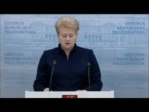 Lithuania Vote on Conscription: Lawmakers to vote on compulsory military service reintroduction