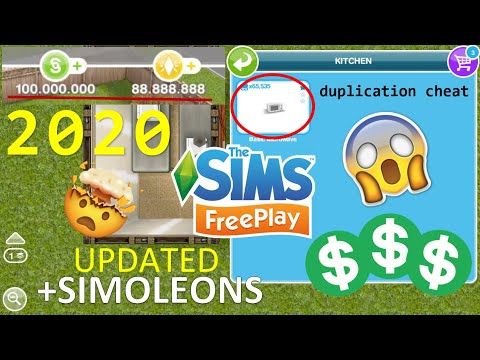 cách hack the sim free play tren android - UPDATED 2020 Sims Freeplay CHEAT // 100% WORKS // hack +simoleons (IOS/ANDROID) (no modes/jailbreak)