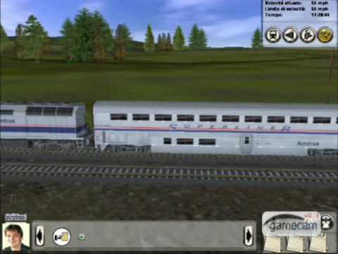 TRAINZ DRIVER North American Edition