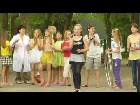 Ukraine Song Talent Quest Sanatorium Cherkasy 2012