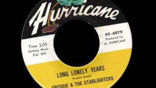 FREDDIE & STARLIGHTERS- LONG LONELY YEARS.wmv