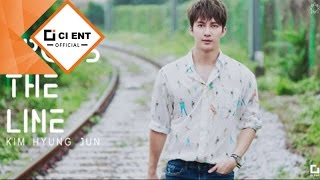 [KIM HYUNG JUN(김형준)] - Cross the line (Feat. Kebee of Eluphant) (AUDIO)