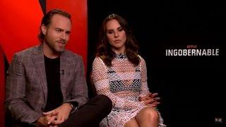 Ingobernable: Kate del Castillo y Erik Hayser nos cuentan todo!
