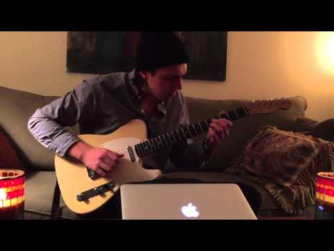 """Guitar Moves"" Latin Piece - Blake Mills (Cover)"