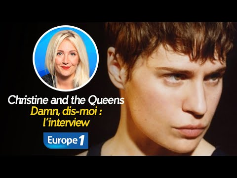 "Christine and the Queens présente ""Damn, dis-moi"" (Interview)"