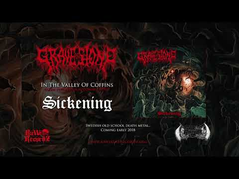 Gravestone - In The Valley of Coffins