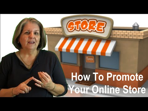 How To Promote Your Online Store