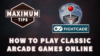 How to play classic arcade games online (Fightcade Tutorial)