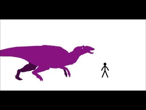 PDW Shantungosaurus vs Spinosaurus - YouTube
