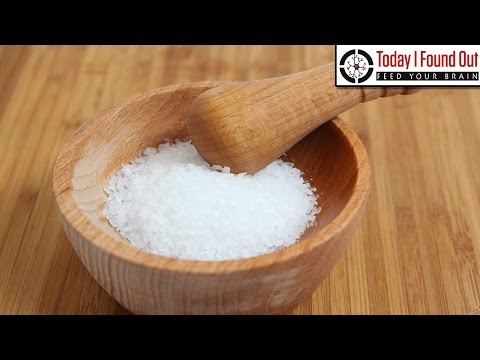 Why is Iodine Added to Salt?