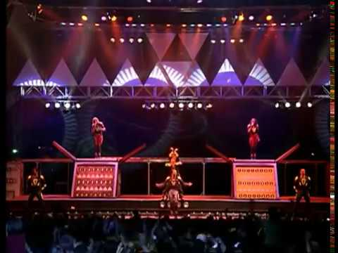 DJ BoBo - LET THE DREAM COME TRUE ( World In Motion Tour 1997 )