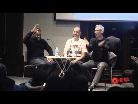 "Told It First Hand: Post Screening Discussion of ""Stretch and Bobbito: Radio that Changed Lives"""
