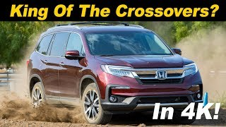 2019 Honda Pilot Review - First Drive!