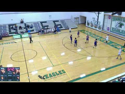 Orchard Farm High vs. North Technical JV Womens' Basketball