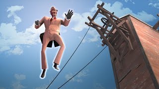 Repeat youtube video TF2: April Showers - Spy Jumping Video