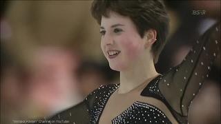 [HD] Irina Slutskaya - 2002 Worlds FS - Tosca