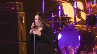 Ozzy Osbourne - Crazy Train, Santiago Chile 2011 (Full HD)