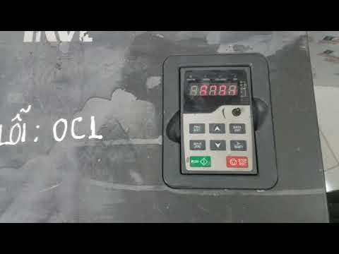 Sửa chữa Biến tần INVT-Hướng dẫn cài đặt sử dụng Biến tần Invt Lh ...