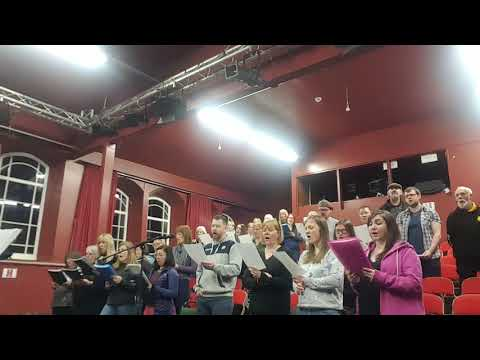The Sound Of Silence - The Heart Of Scotland Choir