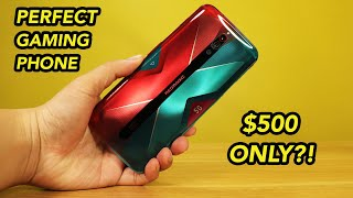 NUBIA RED MAGIC 5G - THE PERFECT GAMING PHONE!