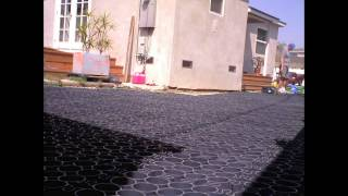 Video TRUEGRID Permeable Paver Residential Driveway - Easy to Instal! Highly Durable! download MP3, 3GP, MP4, WEBM, AVI, FLV Juni 2018