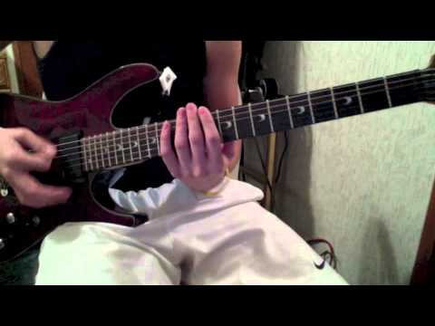 Memphis May Fire - Legacy guitar cover