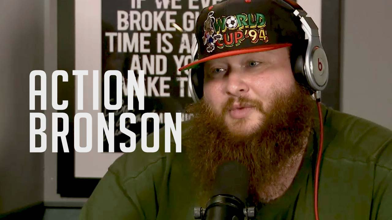 Action Bronson On Hot97