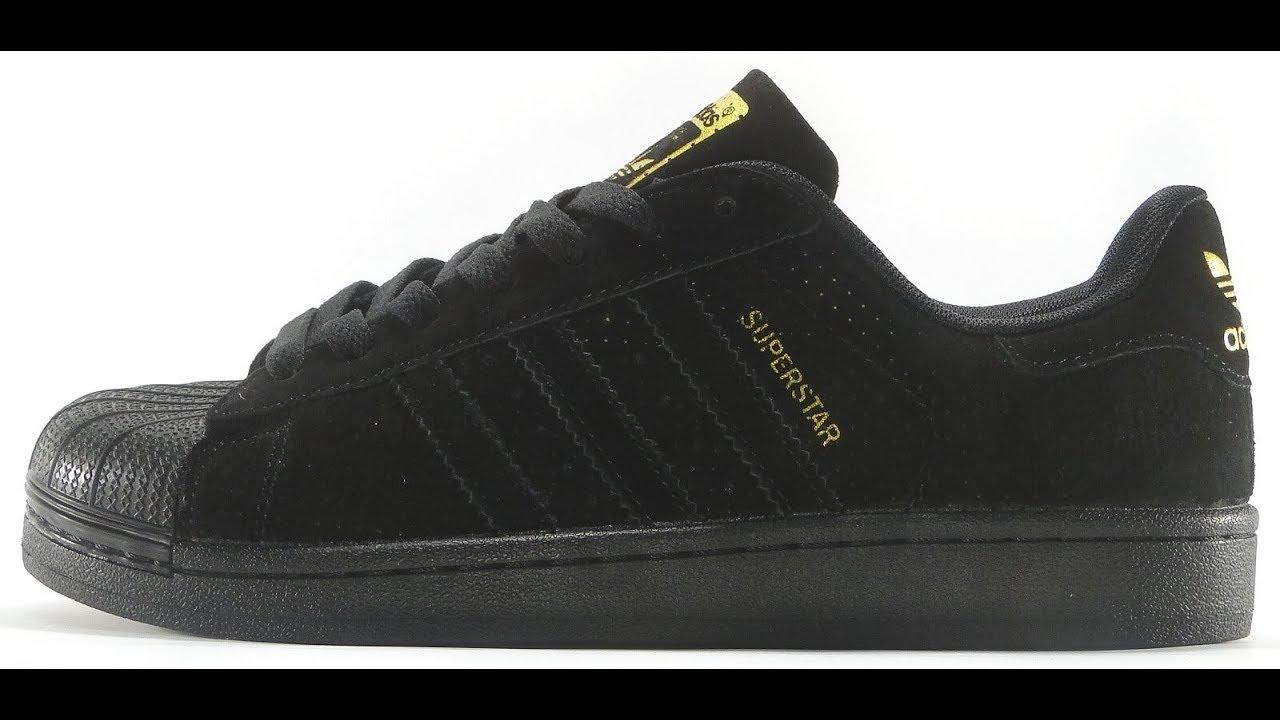 Купить Adidas Originals Superstar RT Black