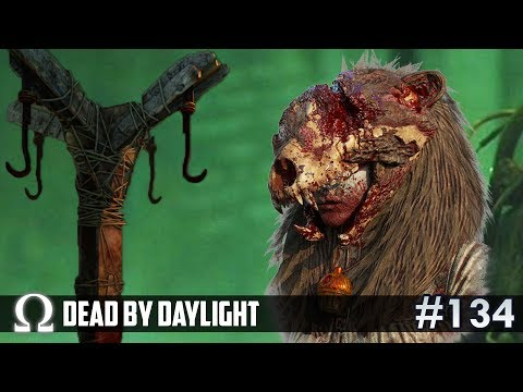 THE SPIRIT BEAR HUNTRESS LURKS! | Dead by Daylight DBD #134 Huntress / Trapper