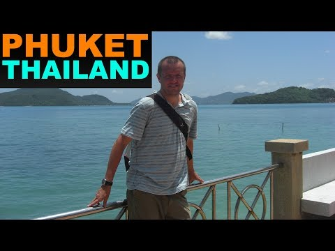A Tourist's Guide to Phuket, Thailand