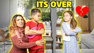 ARE THEY SEPARATING FOREVER!?? ITS OVER... 💔 | The Royalty Family