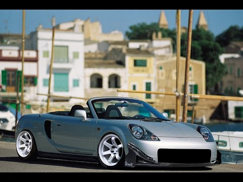 virtual tuning toyota mr2 180 youtube. Black Bedroom Furniture Sets. Home Design Ideas