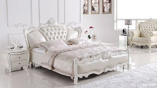 Queen Size Bed Designs Wood |  Double Bed Design In Wood India