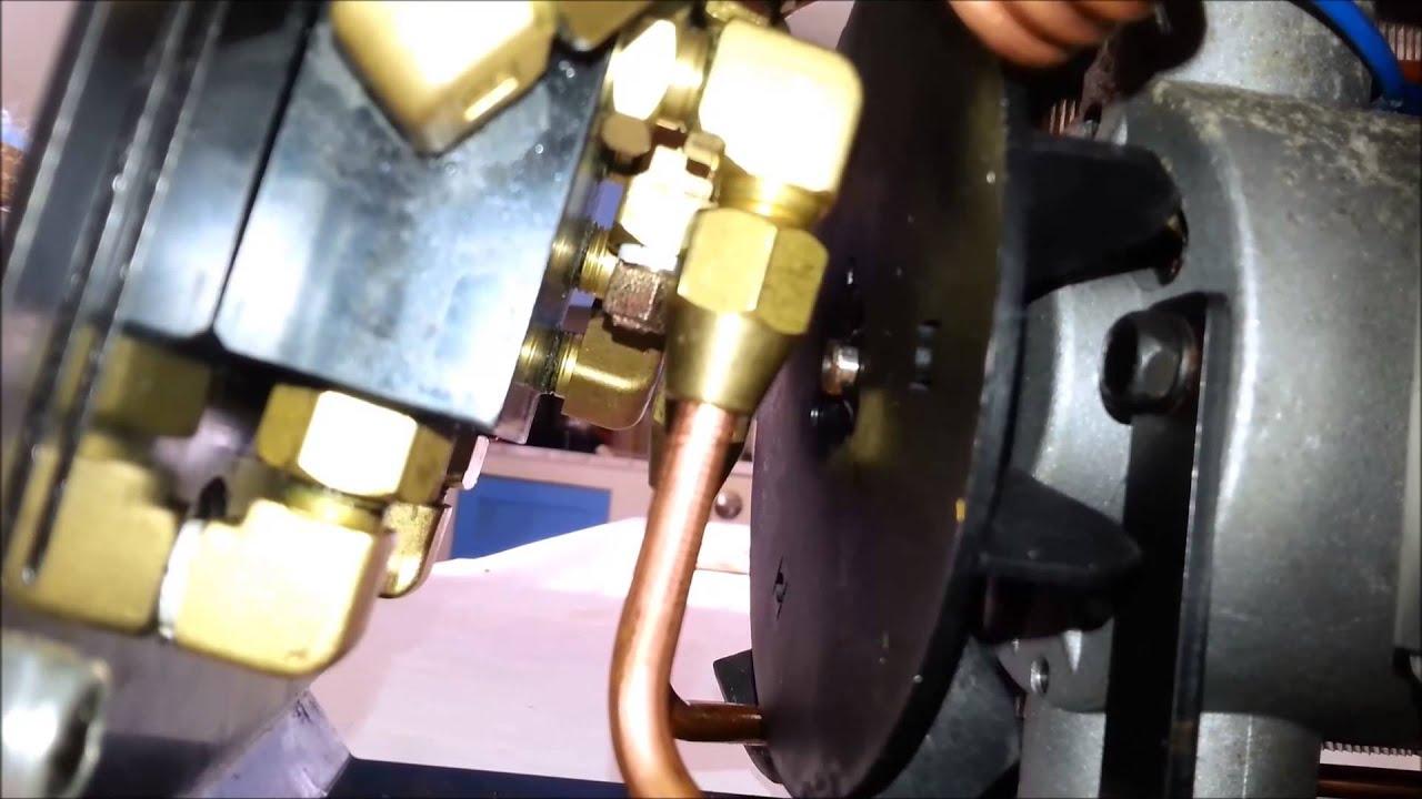 Refrigerant Recovery Machine Repair Youtube Robinair Ac Unit Wiring Diagram