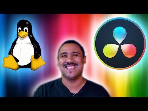 4K Video Editing in Ubuntu 18.04 LTS Linux 🐧 (Davinci Resolve 15 Install Update)