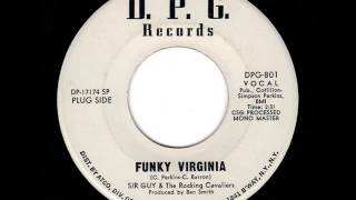 SIR GUY & the Rocking Cavaliers _ FUNKY VIRGINIA