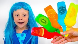 Download Stacy and kid's fruit song Mp3 and Videos