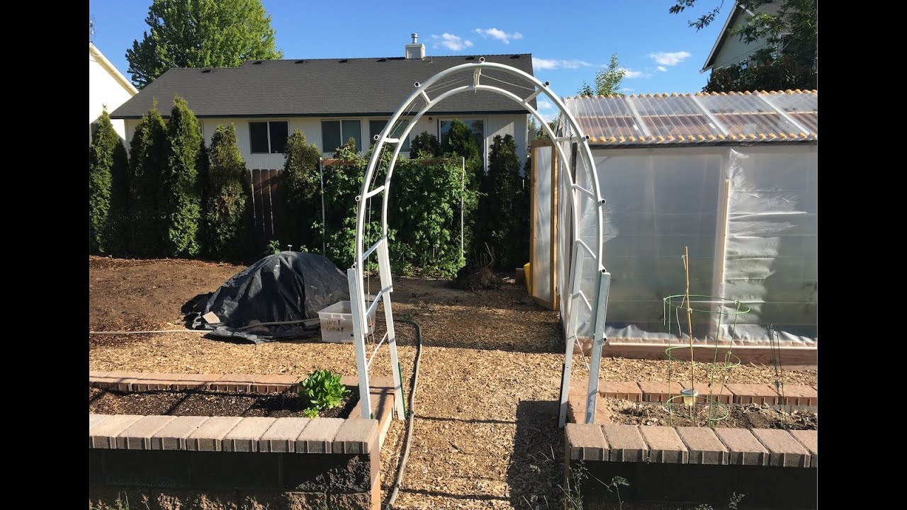 Exceptional Garden Arch Trellis Update Awesome Ideas