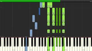 Frank Sinatra - Chicago (That Toddlin' Town) - Piano Backing Track Tutorials - Karaoke