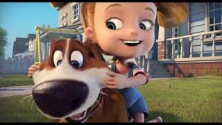 Большой собачий побег (2016) - Русский трейлер мультфильма