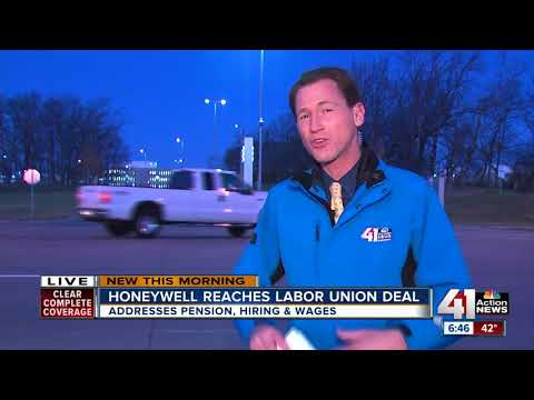 Avoiding strike, union negotiates new labor contract with KC Honeywell plant
