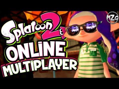 Salmon Run! Squiddor Polo! - Splatoon 2 Online Multiplayer  - Episode 9